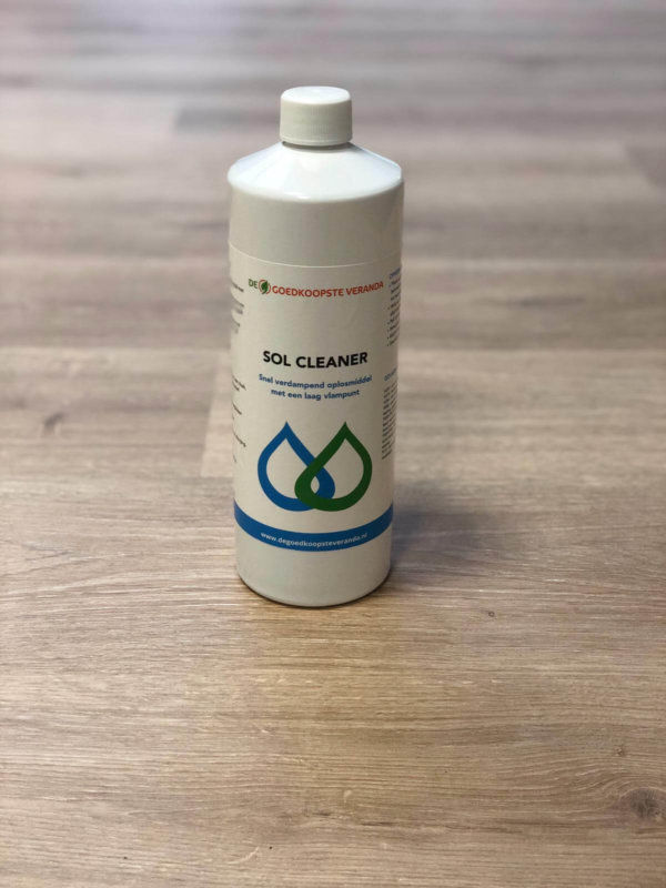 Sol Cleaner